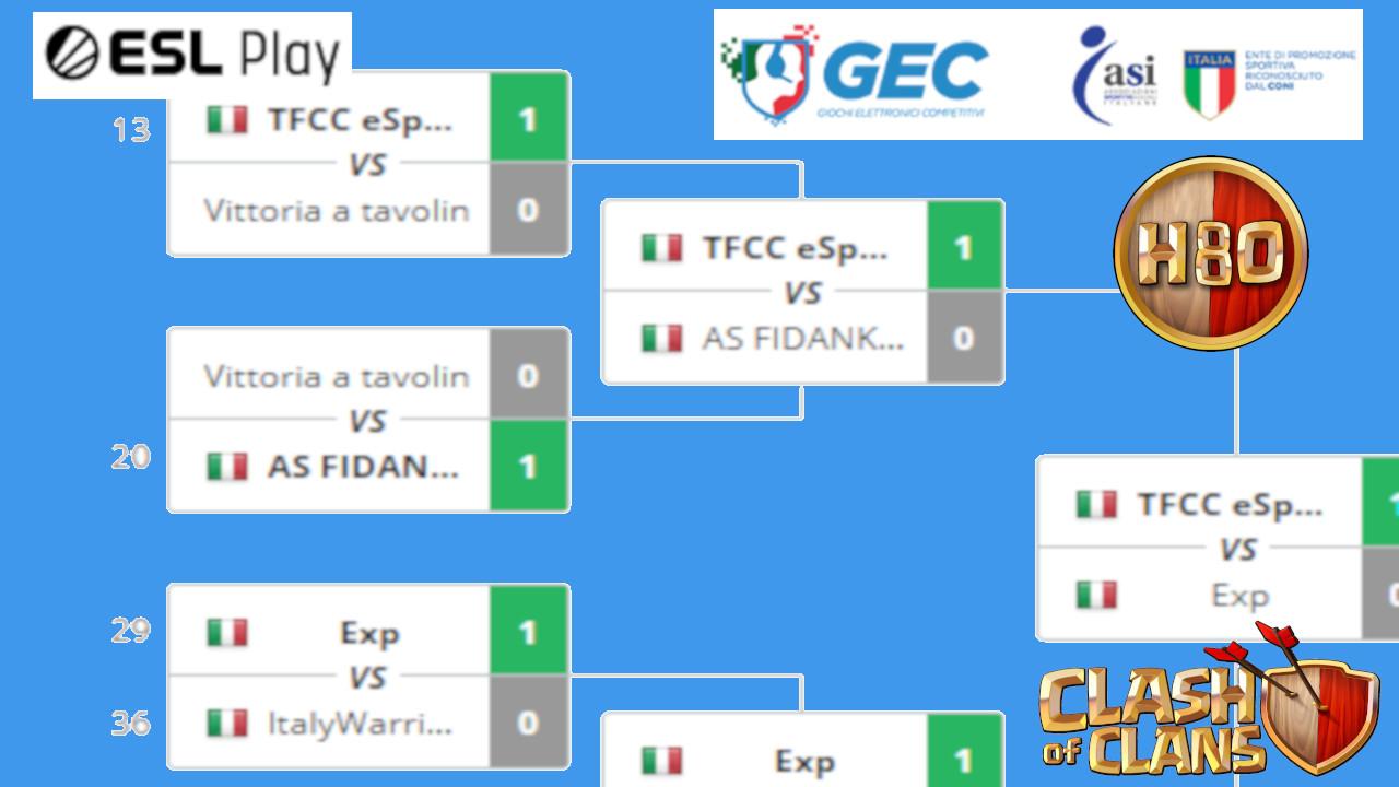 Clash of Clans ITA -E137- Il mio primo torneo ESL ufficiale