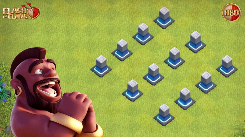 Clash of Clans ITA -E138- Prime mura maxate per il Th12!