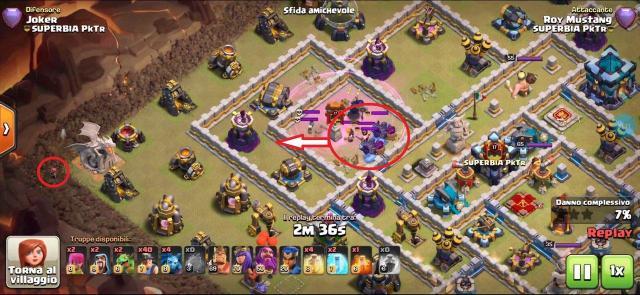 3 1 - Alla scoperta della Mass Miner con Clash Villager