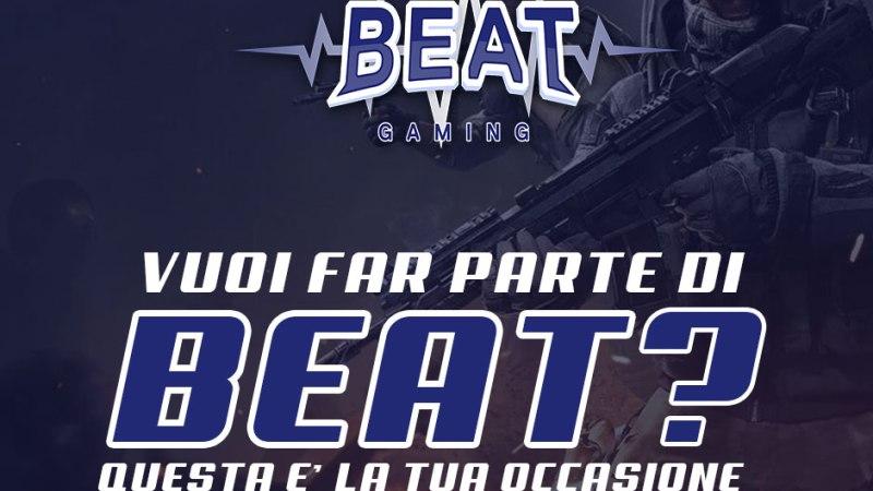 BEAT Gaming cerca staff