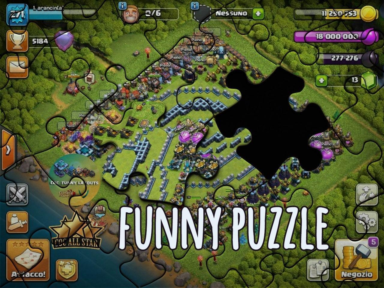 Completa un puzzle e riscatta piccole sorprese
