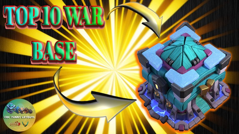 TOP 10 TH13 WAR BASES/CWL + LINKS 2020 May Best Town Hall 13 War Base Clash of Clans Top Th13