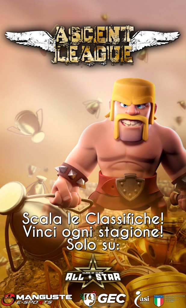 barbarian clash of clans hd qu 1280x2120 1 - All Star, CoC Italia Stats e ASCENT LEAGUE