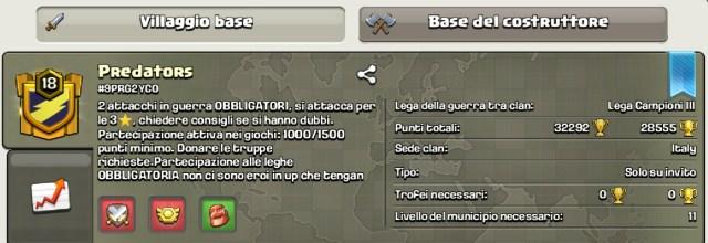 "IMG 20200604 164056 - Il clan senza ""gruppo"""