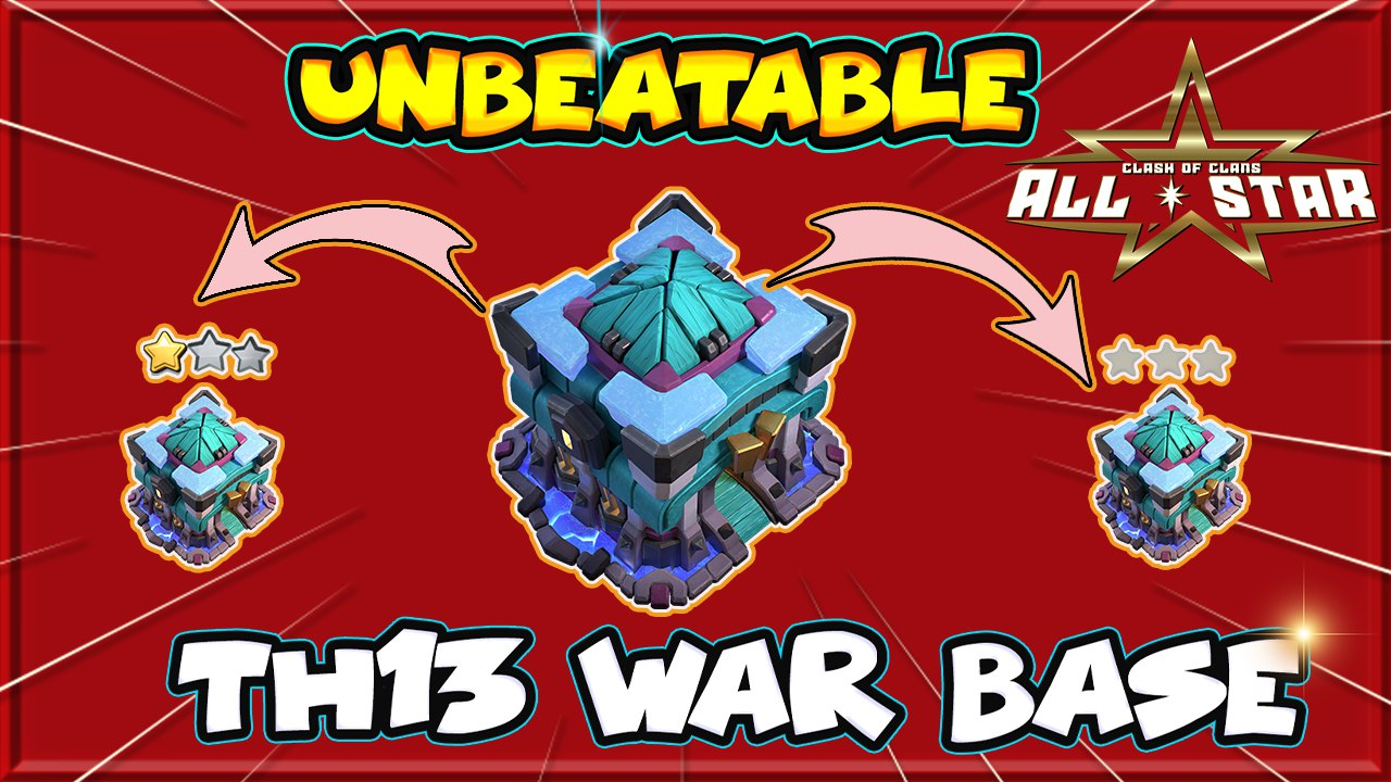 TH 13 TOP 10 BASE WITH LINK ! th 13 new base with link – Town hall 13 base with link Clash of Clans