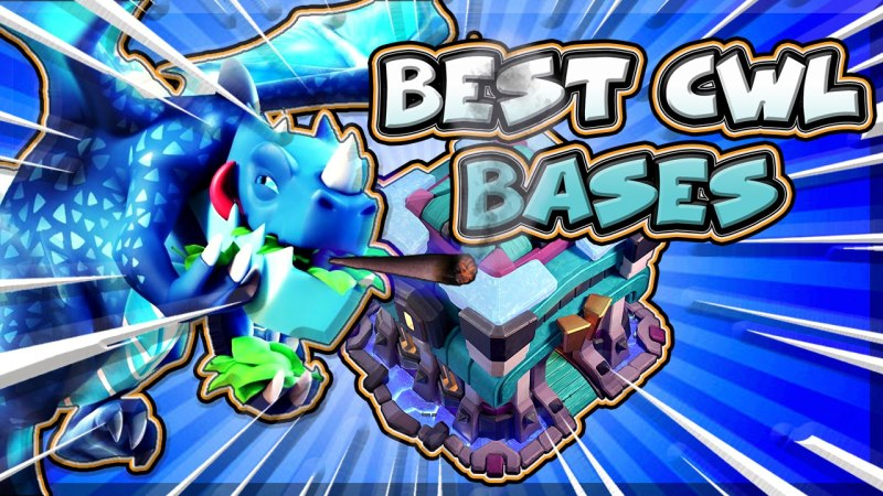 TOP 10 TH13 CWL WAR Base With Copy Link | Clash Of Clans