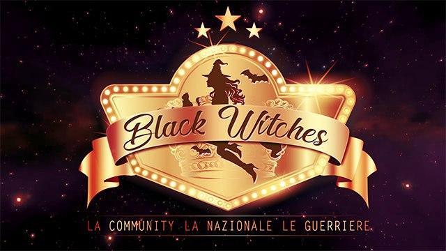 Il podio delle Black Witches
