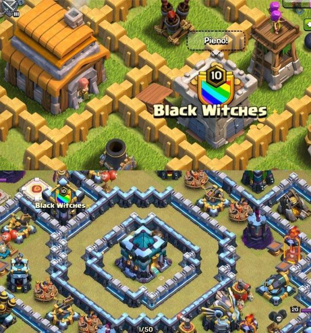 piccole streghe - Il podio delle Black Witches
