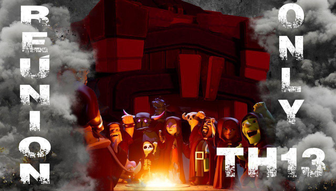 Reúnion per Th13: partecipa anche tu alla Guerra tra decine!