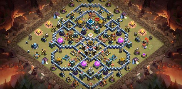 3. WAR TH13 SETTEMBRE 2020 1024x503 - Layout Basi War/Farming per Th13- Settembre 2020
