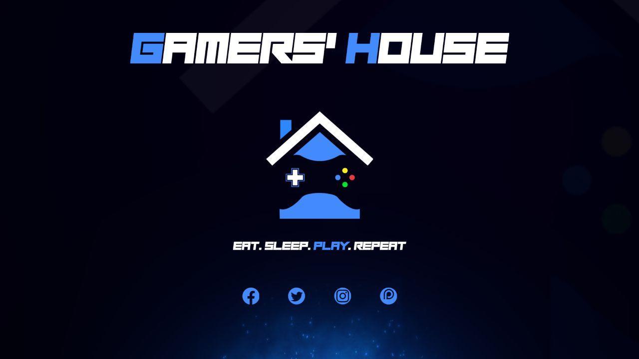 Benvenuta Gamers' House: la casa dei gamer!