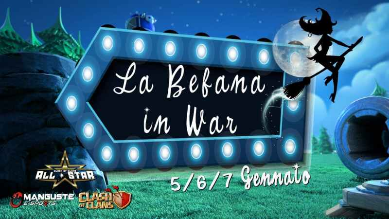 La Befana in War