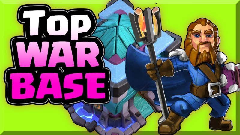 2021 New TOP 10 TH13 War Base Link | ANTI 1/2 Star War Base Link Th13 | Th13
