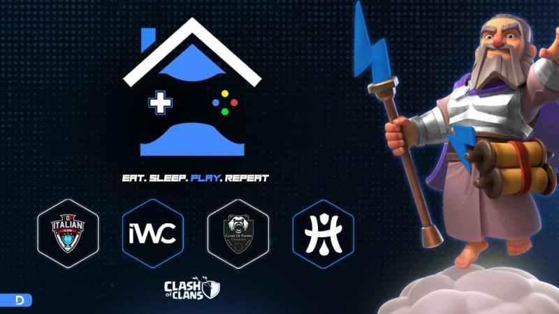 Alla scoperta del progetto Gamers' House su Clash of Clans