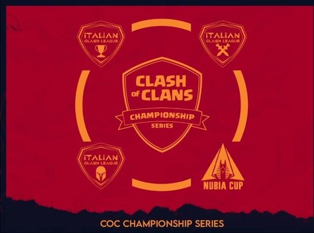 437 4376693 clan badge coc clan level 20 3 1024x761 - CCS: Il primo circuito competitivo a livello mondiale, tutto italiano