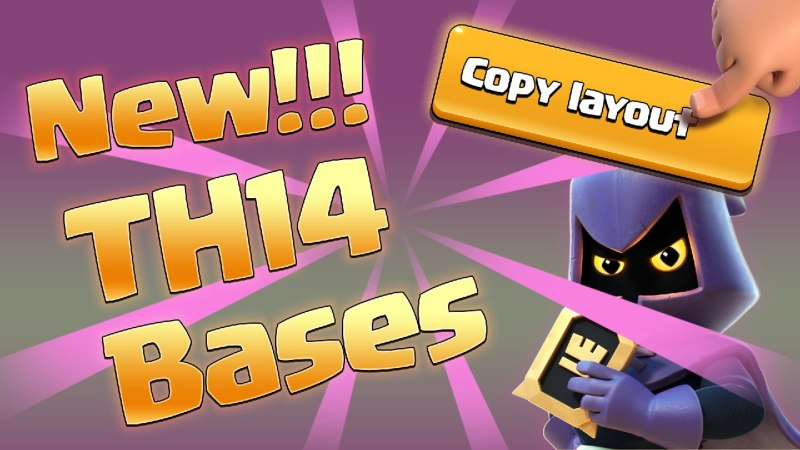 BEST 25 TH14 WAR BASE with Link – Coc BEST TH14 CLAN WAR League BASE 2021
