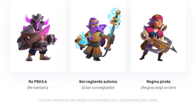 image - Tutto quello che devi sapere sul Supercell Store: come comprare e regalare Gold Pass