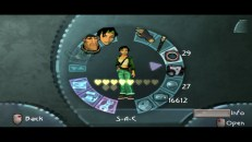 For some reason, Jade's avatar is frowning in the menu screen.