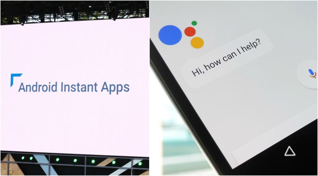 Google Assistant & Android Instant Apps : Back to the Future!