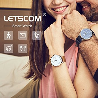 LETSCOM Smart Watch Review
