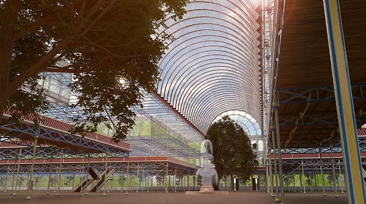 Will The Crystal Palace Be Rebuilt?