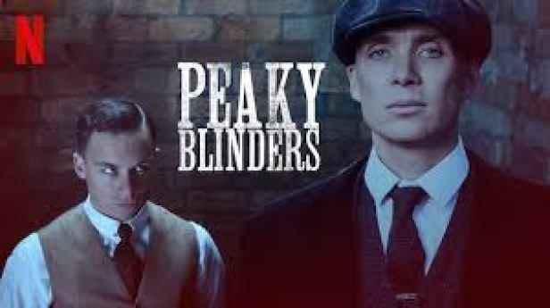 Peaky Blinders - Netflix web series