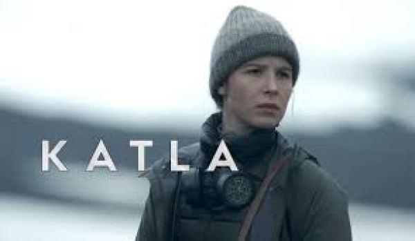 Katla web series Netflix