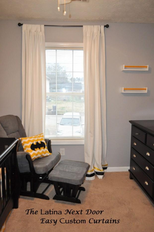 Custom Curtains 680x1024 Nephews Nursery Reveal