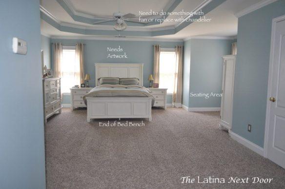 Entire Master edited 1 1024x680 Master Bedroom.... Progress