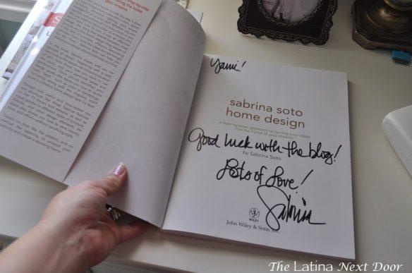 Signed Book edited 11 1024x680 Master Bedroom.... Progress