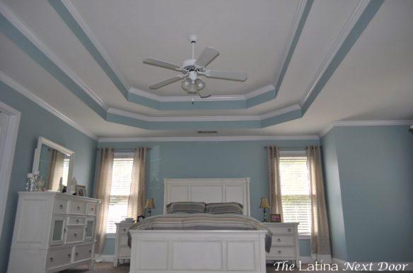Trey Ceiling edited 1 1024x680 Master Bedroom.... Progress