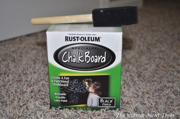 Chalkboard Paint 1024x680 De Plato a Pizarra