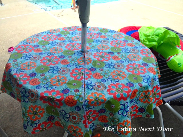 Tablecloth 15 Custom Tablecloth for the Pool