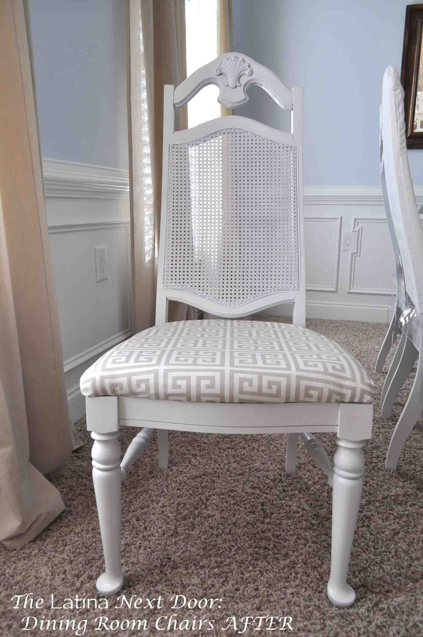 Dining Chairs 17 Dining Chairs Before and After