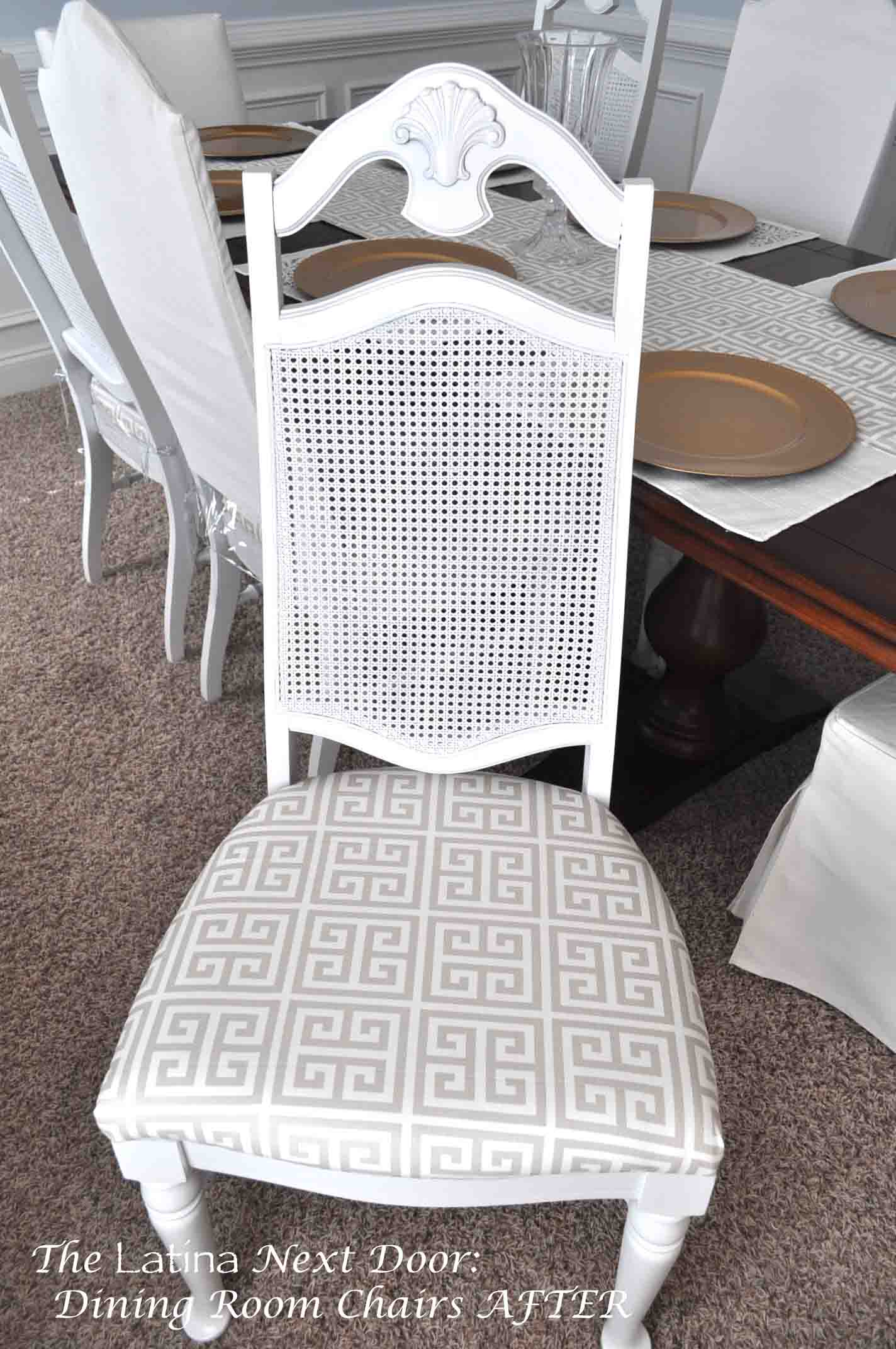 Dining Chairs 19 Dining Chairs Before and After