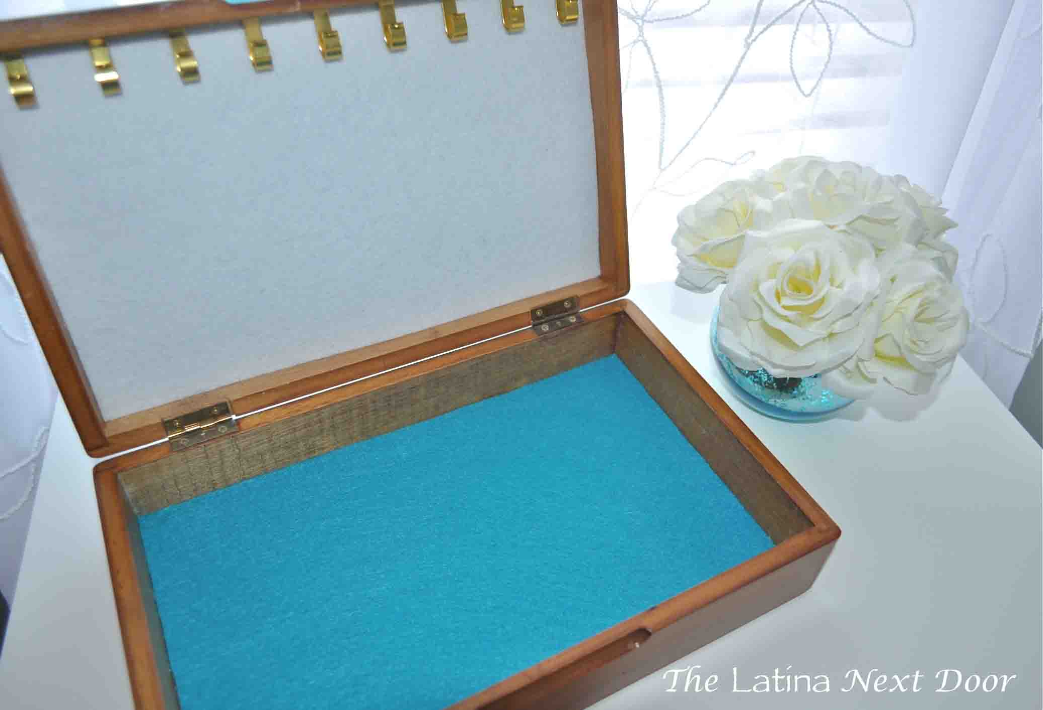 DIY Jewelry Box Makeover 11 Goodwill Jewelry Box Makeover for Under $6