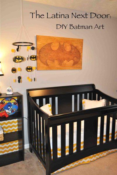 DIY Batman Art