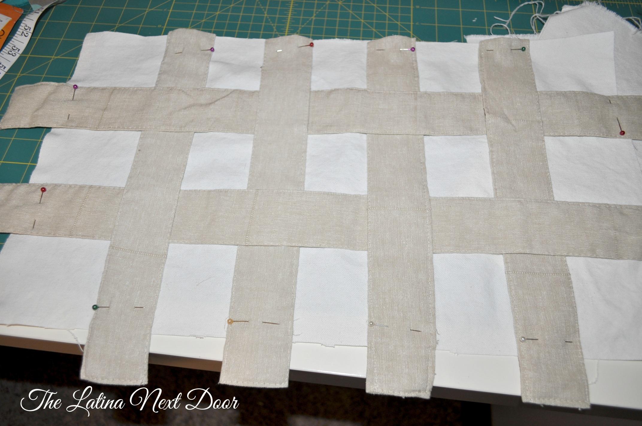 Fabric curtain tie backs - Tie Back Pillow 3 Repurpose Those Unused Curtain Tie Backs