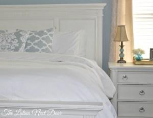 %name King Bed Transformation