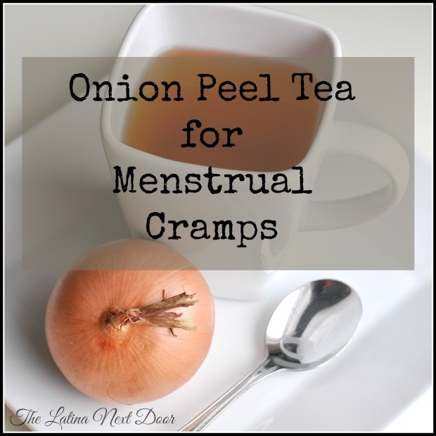 Onion Peel Tea Pin 1024x1022 Onion Peel Tea for Menstrual Cramps