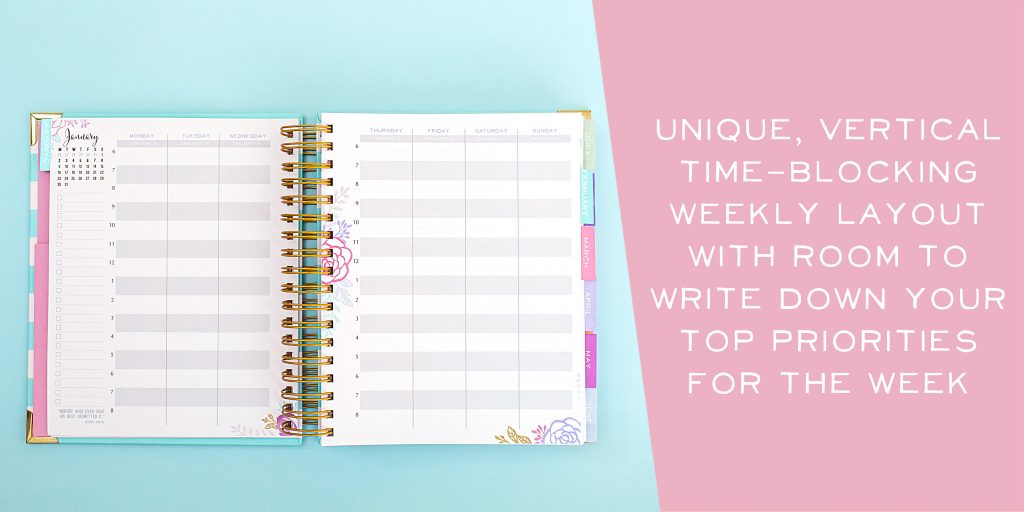 features time blocking v3 1024x512 The Best Planner for 2017