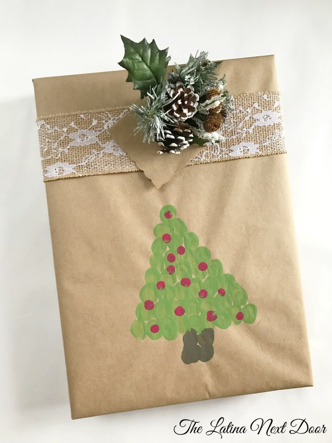 3 Gift Wrap Ideas 3 768x1024 3 Gift Wrapping Ideas for Christmas