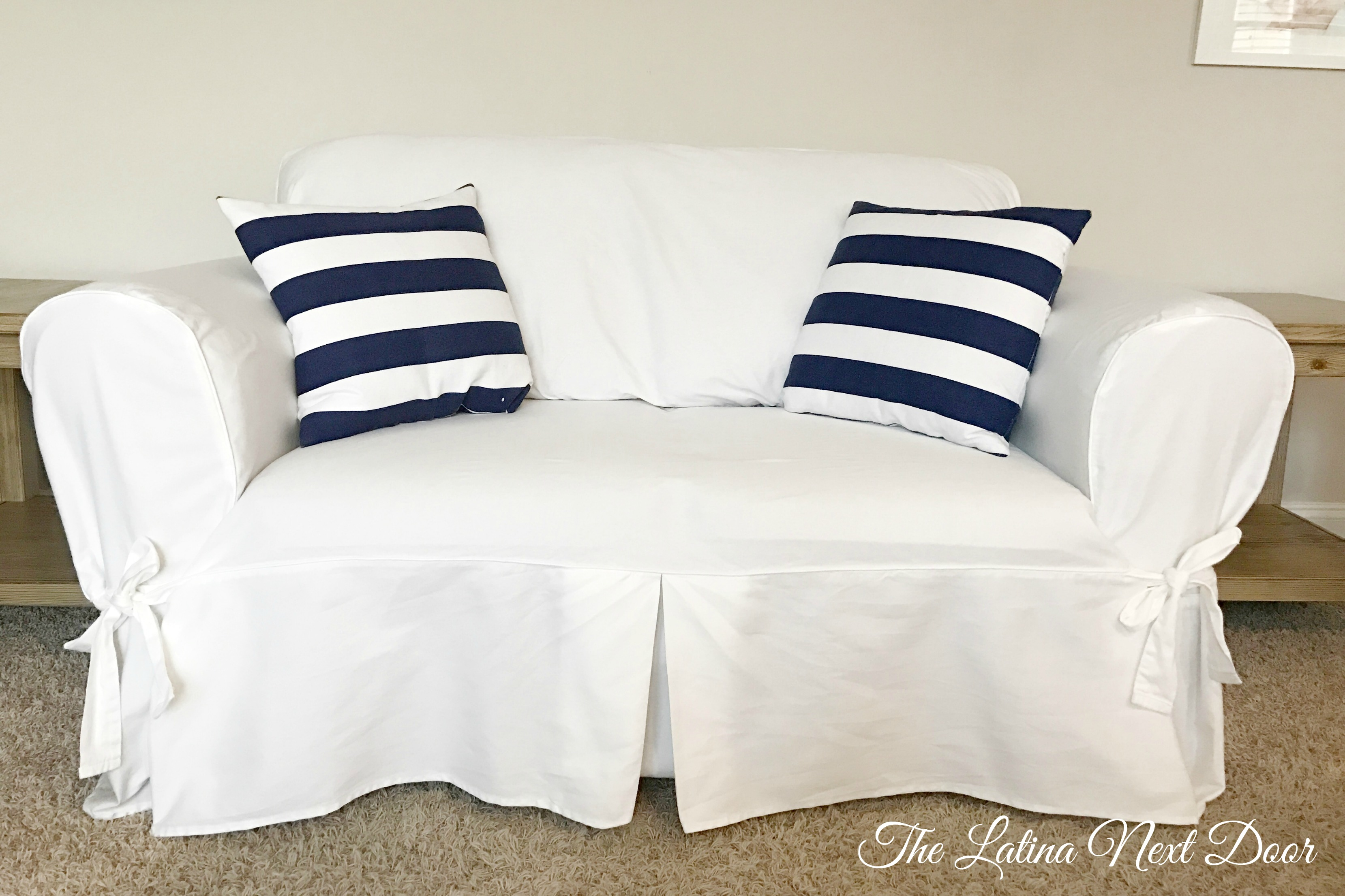Pottery Barn White Sofa Look For Less 1 Pottery Barn White Sofa Look For Less