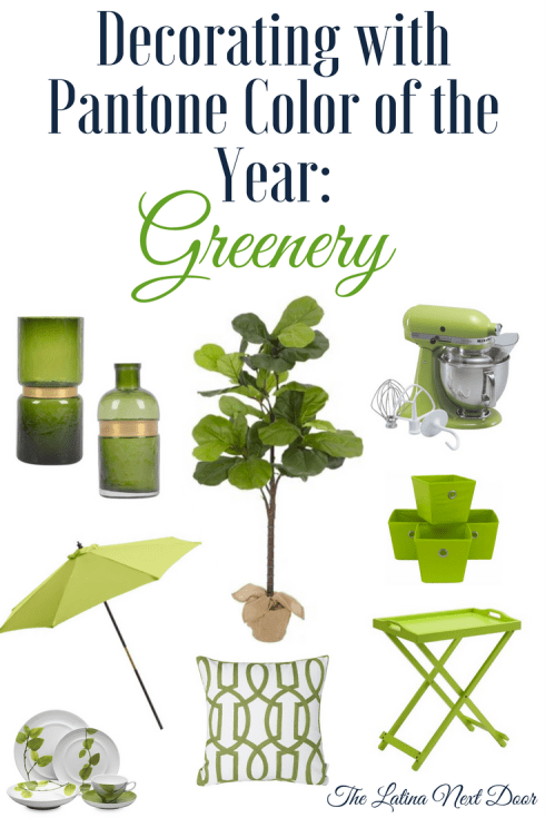 Where to find cheap pillow covers 7 How to Decorate with Pantone Color of The Year   Greenery