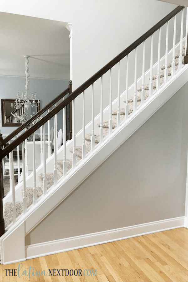 Foyer Makeover 14 Update Your Foyer To A More Elegant Space