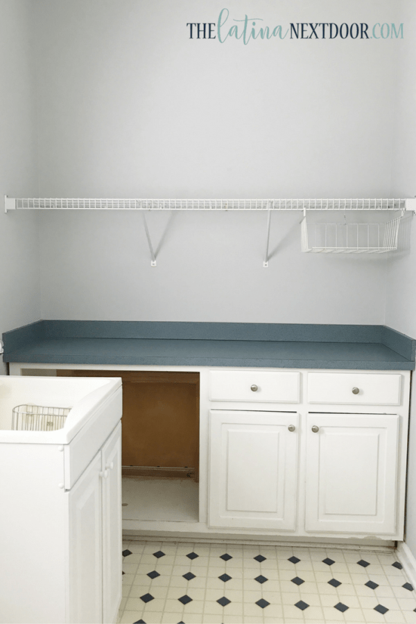 Laundry Room Before 4 Laundry Room Makeover BEFORE