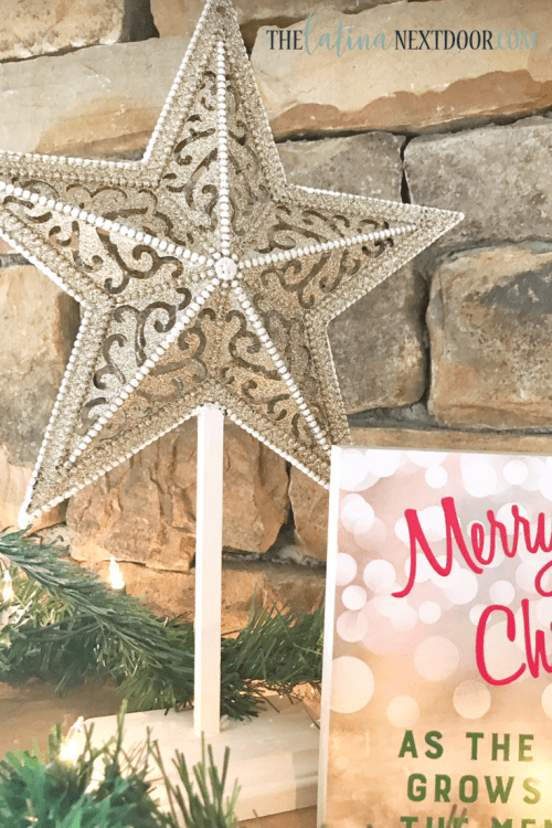 3 2 DIY Christmas Decorations Using Dollar Tree Products