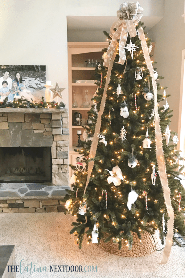 3 1 Rustic Chic Christmas Tree