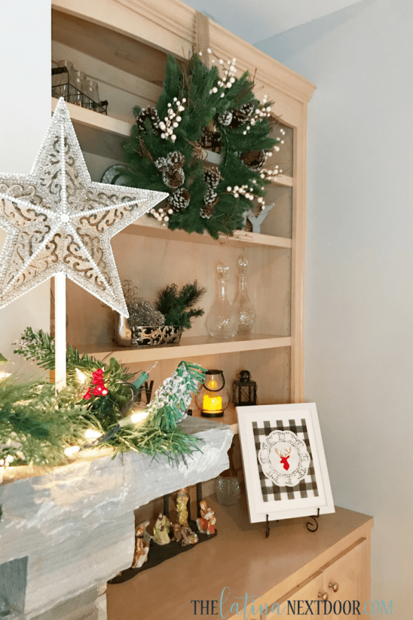5 1 Rustic Chic Christmas Tree