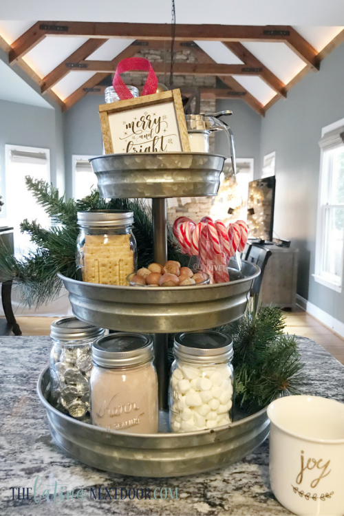 4 5 Mini Hot Cocoa Bar
